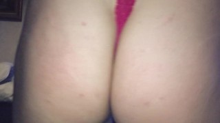Blonde Teen Sister Ass Worship And Spanking